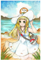 Pokemon Sun and Moon by Naavaz