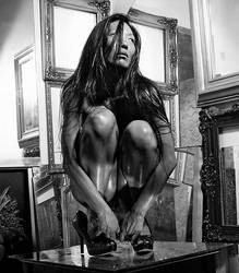 Table Dancer-Yesterday's Nude by sincity07