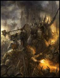 Warhammer Fantasy Roleplay by daarken