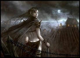 Barony Vampire by daarken
