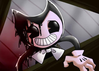 Bendy by Chibi-Chibs