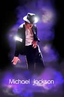 Michael Jackson Poster2 by Maxoooow