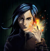 Valkyrie Cain by Greatnini
