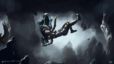 THOR 3: RAGNAROK: Fallen Valkyrie by Greatnini