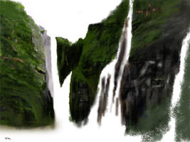 Water Fall by webdesigncreatives