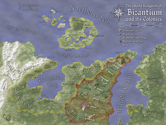 Revised Bizantium Map by Will-Erwin