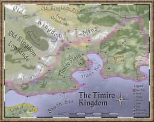 The Timiro Kingdom by Will-Erwin