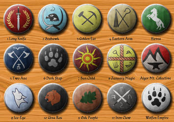 Great Northern Wilderness Icon Collection by Will-Erwin
