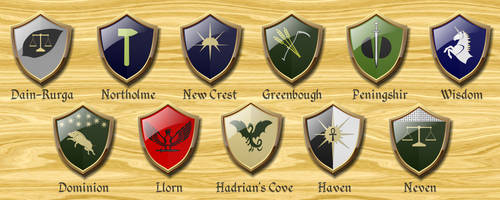 Heraldry of the Dominion of Man by Will-Erwin