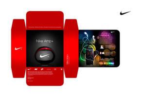 Nike Amp+ Packaging Design by willwadewan