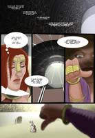 Gladiatrix Locusta: page 17 by julianapostata