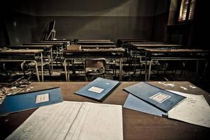 School's over by Marco-art