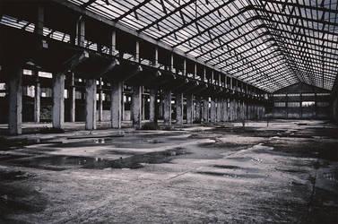 Rain factory by Marco-art