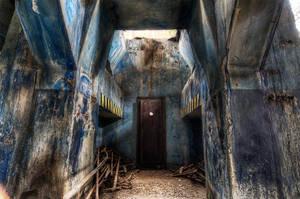Blue deep by Marco-art