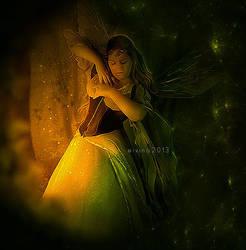 Forest Queen by eivina-art