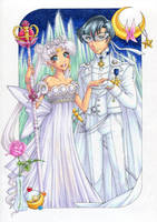 Royal Couple by Aiko-Mustang
