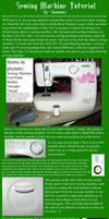 Sewing Machine Tutorial by Shunhades