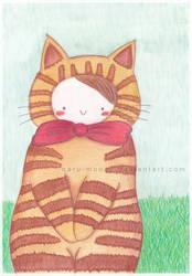 Cat Boy. by Naru-Moony