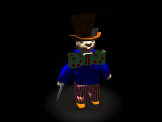 Mad Hatter by llama