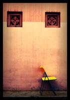 Yellow Chair by chrishon