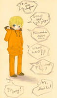 Quotes - Kenny by sanki-chan