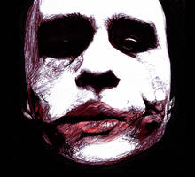 The Joker by MisterSnapple