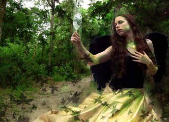 Forest Fairy by Catherine-Heintz
