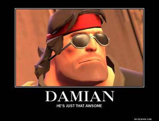 Damian by benzombie1