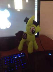My Oda plushie by benzombie1