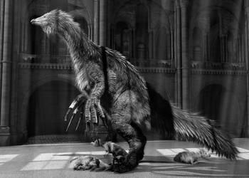 Therizinosaurus 7 by Johnson-Mortimer
