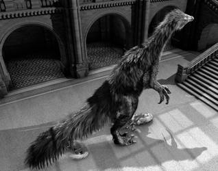 Therizinosaurus 10 by Johnson-Mortimer