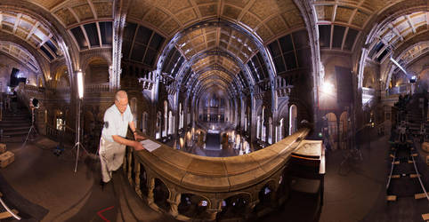 National History Museum Panoramas Part 2 by Johnson-Mortimer