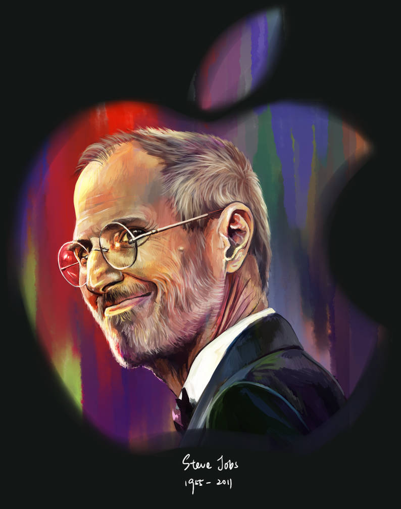 RIP Steve Jobs by Haychel