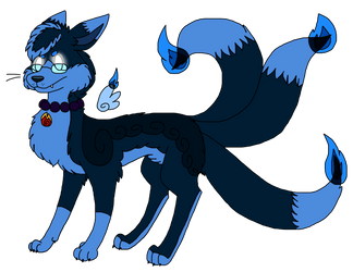 Mysterious Kitsune Wooooooooooooooooooooo by TheTomboyWithTheHats