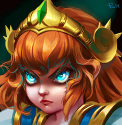Smite : Scylla! Horror from the deep by Philiera