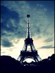 Tower Eiffel by cata-angel