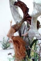 MERMAID - from TREASURED piece by pixiwillow