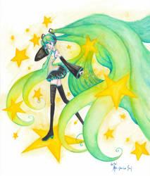 Star*Line by RyuTakeuchi