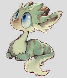 dragon puppy by ovopack