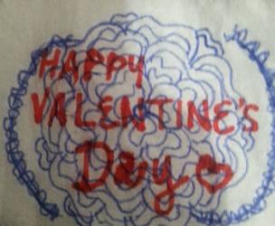 Valentine Day by black-ghost-star
