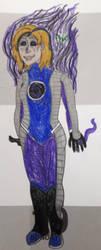 Phie: My DCsona by black-ghost-star