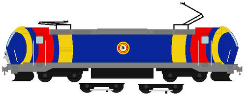 Sodor Railway's new locomotive livery by trainnerdFromDenmark
