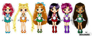 Sailor Winx by marisaa7989