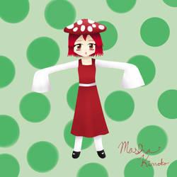 Masha Kinoko by marisaa7989