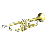 Mariachi Giro Trumpet by hrgpac