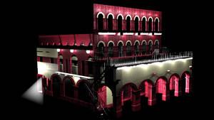 Garibaldi Red Building by hrgpac