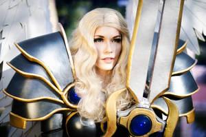 Battleborn Kayle Cosplay - League of Legends by KimontheRocks