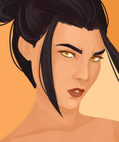 Azula by Lauraloveslily