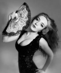 Flamenco Dress by chiquitita-cosplay