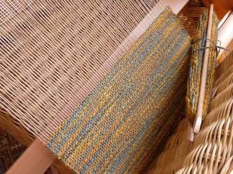 weaving by Eldane